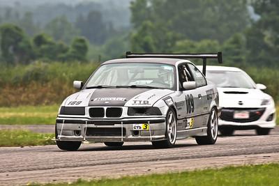 GTS3 #189 EFFECTIV BMW @ GingerMan, June 2013