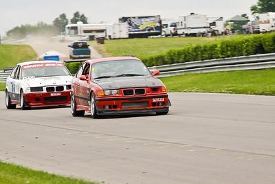 Elephant Motorsports @ Grattan, June 2011
