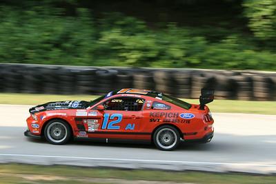 AI #12 Boss Mustang @ Road America, August 2014