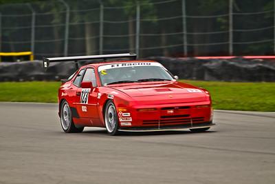 GTS2 #123 Porsche 944 @ Mid-Ohio, August 2012
