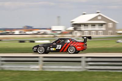 GTS3 #23 Porsche 944 @ Autobahn, April 2013