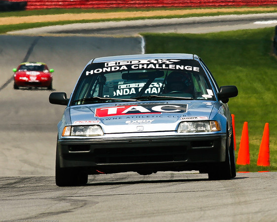 HC2 #976 Civic @ Mid-Ohio, August 2011