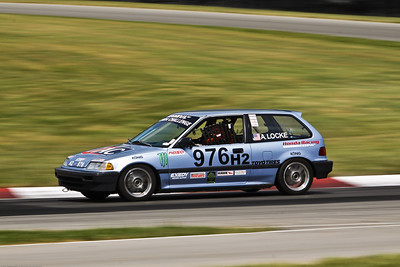 HC2 #976 Civic @ Mid-Ohio, July 2011