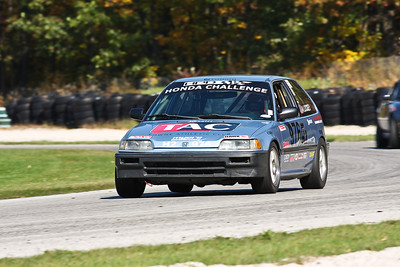 HC2 #976 Civic at Road America, Oct 2011
