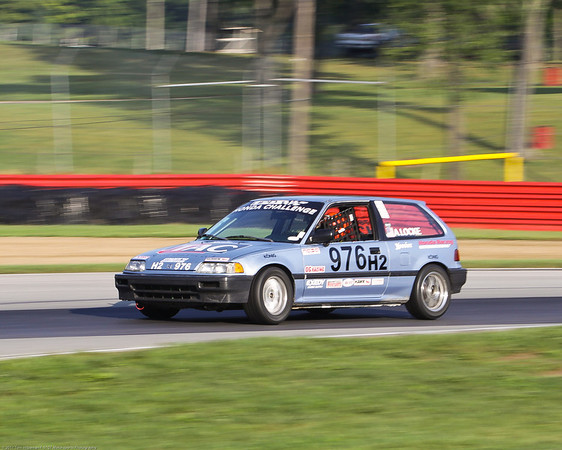 HC2 #976 Honda Civic @ NASA Championships, September 2011