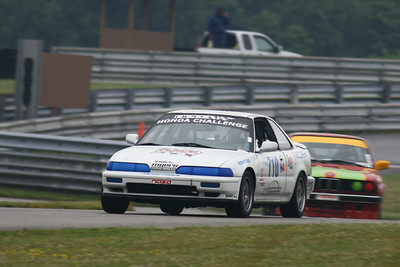 HC4 #710 Integra FIRST WIN @ PIRC, July 2014