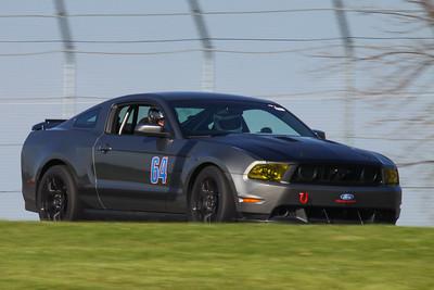 HDPE #64 Boss Mustang @ Mid-Ohio, June 2015