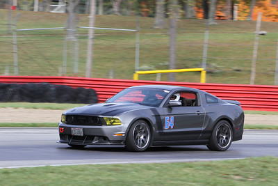 HPDE #47 Mustang @ Mid-Ohio, October 2014