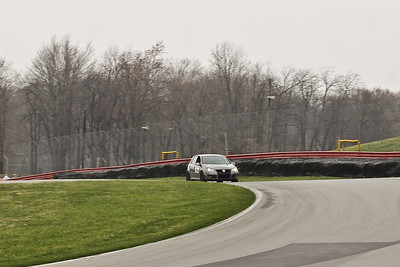 HPDE #072 VW GTI in Action @ Mid-Ohio, April 2011