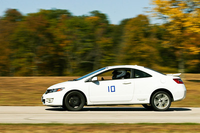 HPDE #10 Honday Civic Si