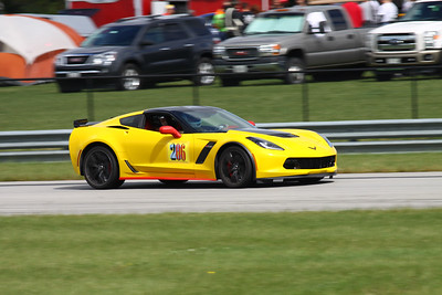 HPDE #206 Corvette @ Autobahn, September 2015