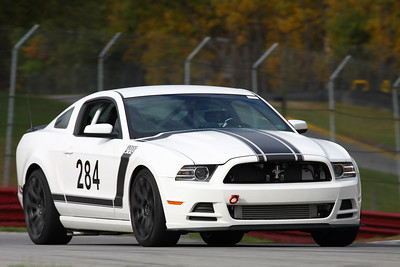 HPDE #284 Mustang @ Mid-Ohio, October 2014