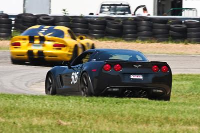 HPDE #505 Corvette @ GingerMan, August 2013