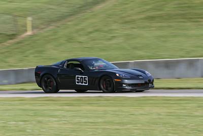 HPDE #505 Corvette @ Road America, August 2014