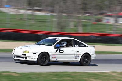 HPDE #76 Nissan NX2000 @ Mid-Ohio & PIRC, April-May 2015