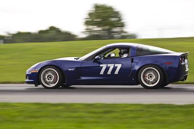 HPDE #777 Corvette @ Mid-Ohio, August 2012