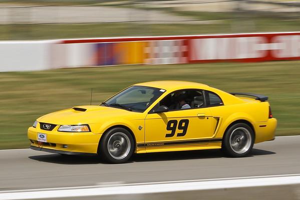 HPDE #99 Mustang