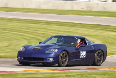 HPDE #998 Corvette @ Road America, August 2014