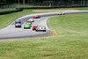Dennis Mathias and his Team D-Squared Spec Miata in action during NASA Great Lakes Region action at Mid-Ohio, August 2010