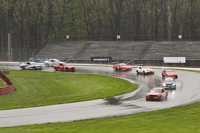 GTS3 #571 BMW @ Mid-Ohio, April 2012
