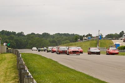 Korey Deason in Action @Grattan Raceway, Michigan, June 2011