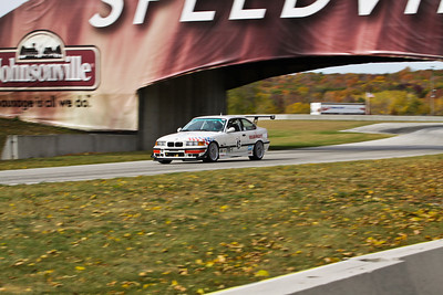 GTS3 #45 BMW @ Road America, October 2012