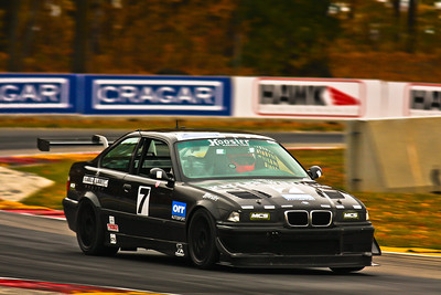 GTS3 #7 BMW @ Road America, October 2012