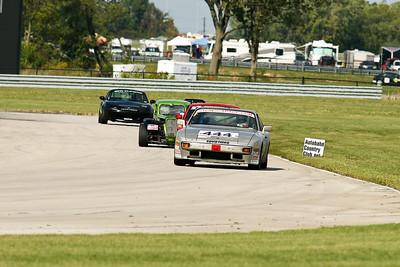 Spec 944 #444 in action @ Autobahn, September 2010
