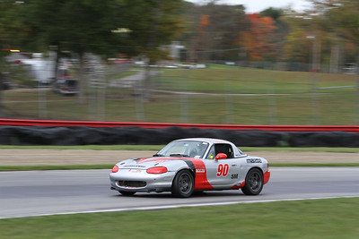 SM #90 @ Mid-Ohio, October 2014