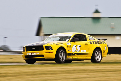 Steeda CMC2 #85 Mustang @ Autobahn, July 2012