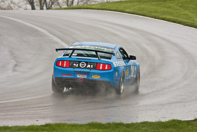 Steeda Mustangs @ Mid-Ohio, April 2012