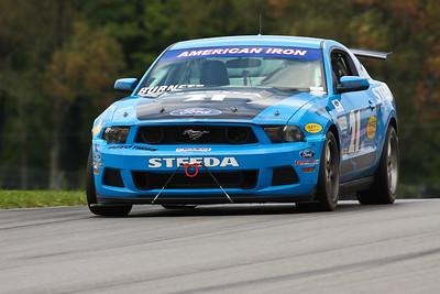 Steeda Mustangs @ Mid-Ohio, August 2012