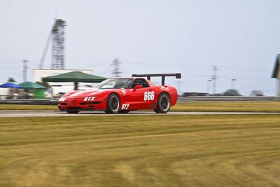 ST2 #666 Corvette @ Autobahn, July 2012