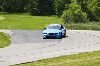 Part 2 TTA #082 Mustang @ Grattan, June 2012