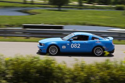 Part 1 TTA #082 Mustang @ Grattan, June 2012