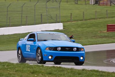 TTA #082 Mustang @ Mid-Ohio, April 2012