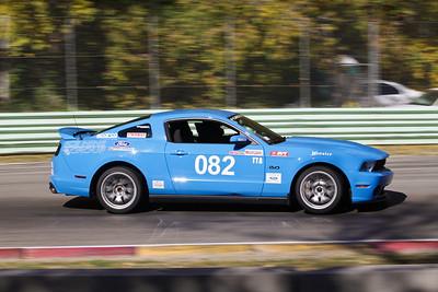 TTA #082 Mustang @ Road America, October 2012