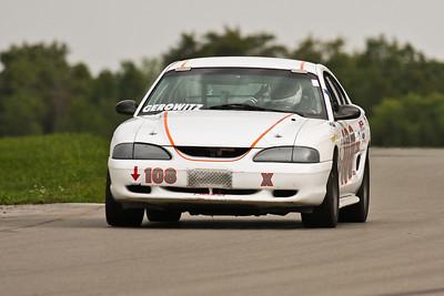 CMC #108 Mustang @ Mid-Ohio, August 2012