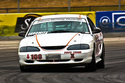 CMC #108 Mustang @ Road America, October 2012