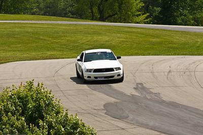 TTA #108 Mustang @ Grattan, June 2012