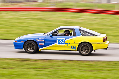 TTC #189 Toyota Supra @ Mid-Ohio, April 2011