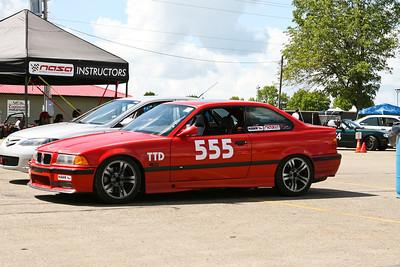 TTD #555 BMW @ Mid-Ohio, August 2012