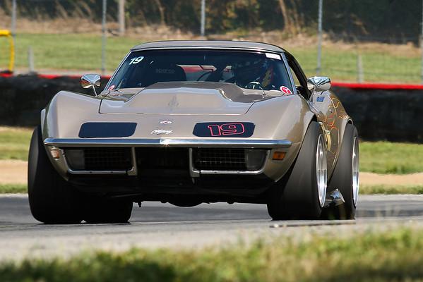 TTU #19 Corvette