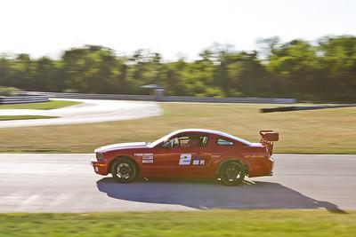 SI #2 Mustang @ Autobahn, September 2013