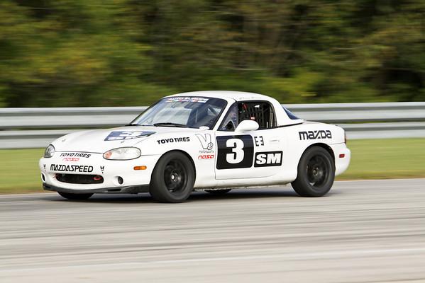 V2 Motorsports Spec Miata #3