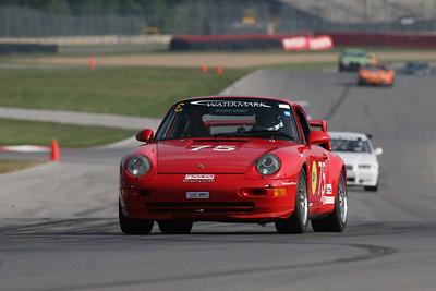 Rennstatt Racing Porsche #75 Part 1 - @ Mid-Ohio