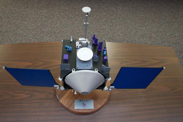 NASA Mission to Asteroid Bennu OSIRIS-REx Sep 2016