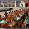 A virtual Thanksgiving. The crew and family exchanged recordings of their avatars giving thanks.  ANSIBLE Virtual Ecosystem for NASA and the HI SEAS 4 Mission 2016