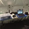 VR ANSIBLE Setup for crew inside the Mars HI SEAS Habitat 2016