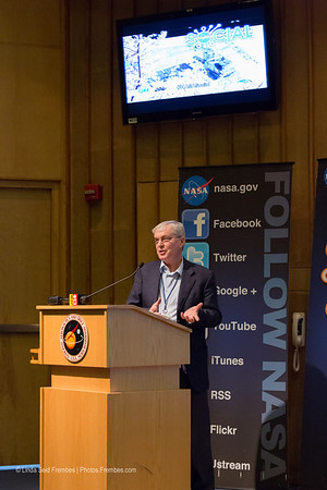 Peter Hildebrand, Director of NASA Goddard Earth Sciences Division.